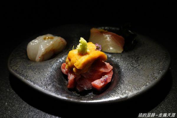 牛若丸和牛割烹~ 無菜單料理,日本和牛燒肉結合時令海鮮,味蕾的極致奢華饗宴