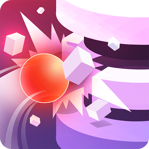 Stack Breaker: Space Ballz 3D Beat Game Icon