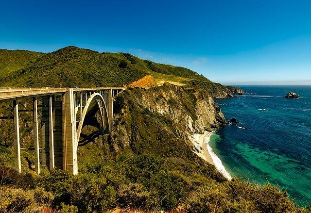 California Pacific Coast Highway