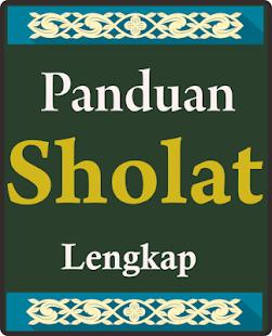 Panduan Sholat Wajib dan Sunnah Lengkap - náhled