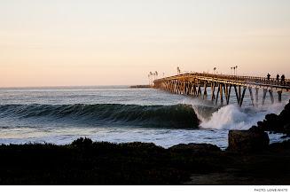 Photo: Santa Barbara, California. Photo: Lowe-White #surferphotos
