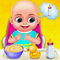 Sweet Baby Care Games & Dress Up Games icon