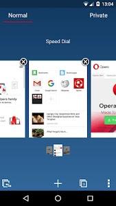 Opera Mini browser beta v16.0.2168.101598