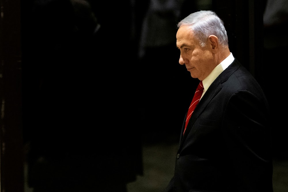 Netanyahu het die laaste kans om entkoste te voorkom