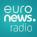 Euronews radio icon