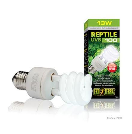 ExoTerra Reptile UVB 100 13W E27