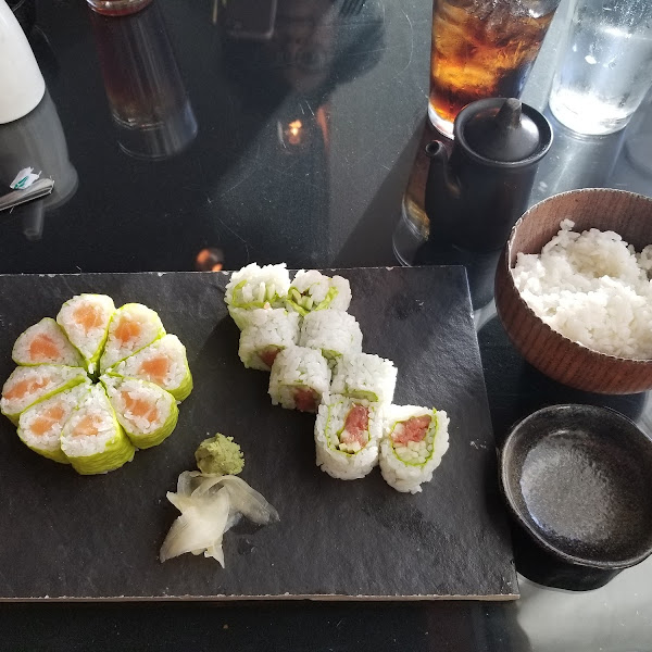 Photo from Meiji Japanese Cuisine