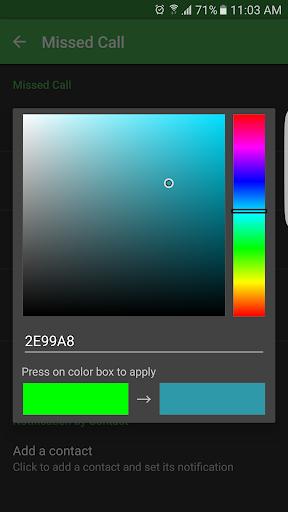 Light Manager - LED Settings  screenshots 5