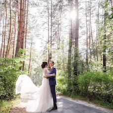 Wedding photographer Alena Polozhenceva (nimta). Photo of 20.06.2018