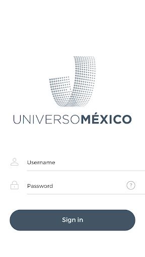 Universo México screenshot 1