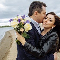 Wedding photographer Vladimir Aziatcev (VladimirNA). Photo of 22.10.2017