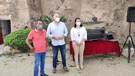 La presentación de la campaña ha tenido lugar en los exteriores del Castillo de Villaricos.