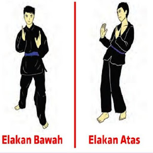 Download pencak silat technique For PC Windows and Mac apk screenshot 1