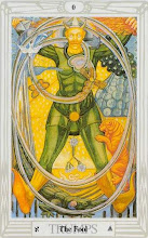 Photo: .0. The Fool - O Louco Thoth Tarot Crowley