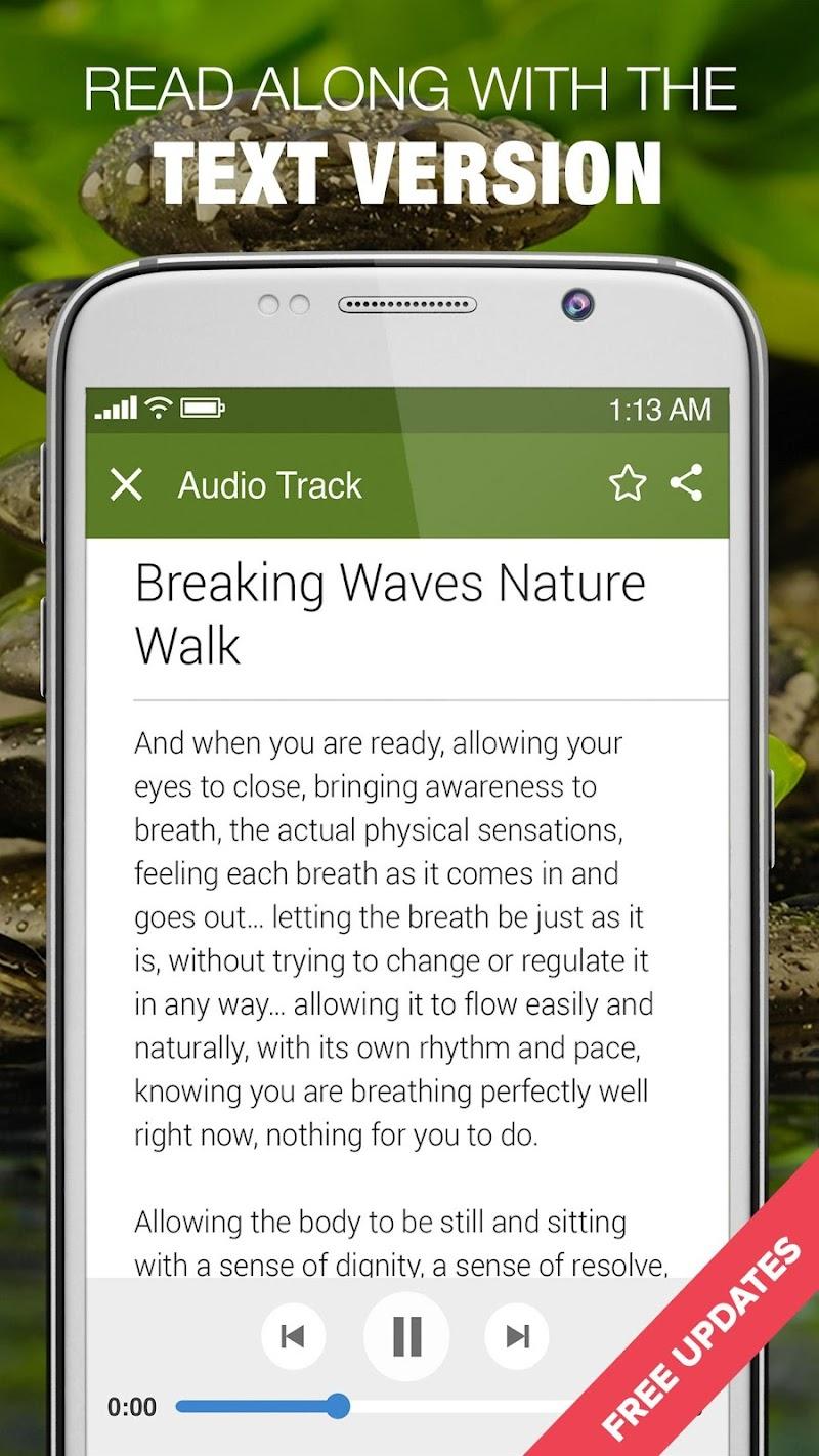 1000 Nature Sleep Relax Sounds Screenshot 4
