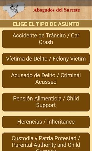 玩免費遊戲APP|下載Abogados del Sureste app不用錢|硬是要APP