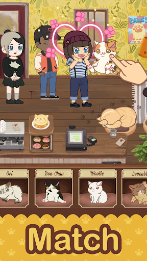 Furistas Cat Cafe - Cuddle Cute Kittens  screenshots 1