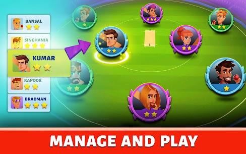 Hitwicket Superstars MOD APK 3.5.2 [Easy Wins] Cricket Strategy 7