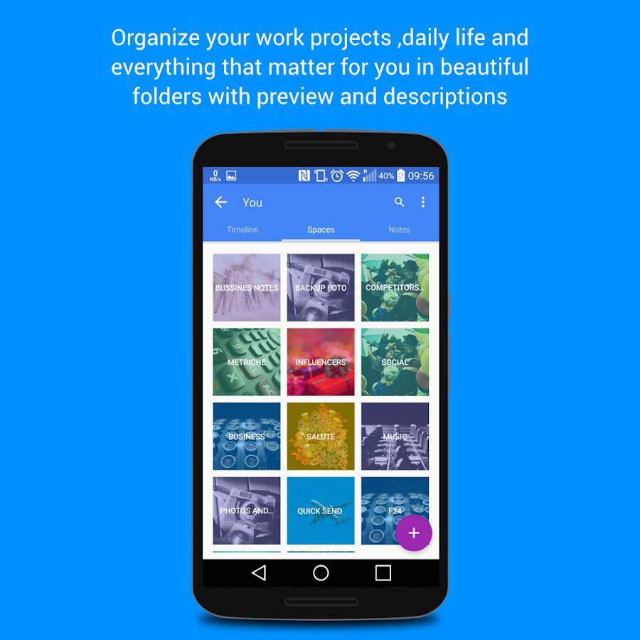 Edo: Organize and share- screenshot