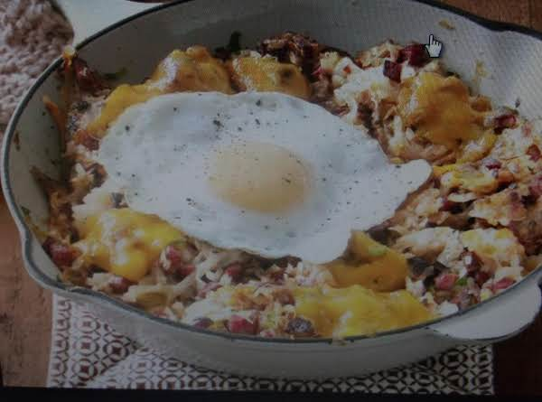 Granny Ruth's Corned Beef Hash Recipe