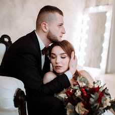 Wedding photographer Yuliya Ryzhaya (UliZar). Photo of 22.12.2017