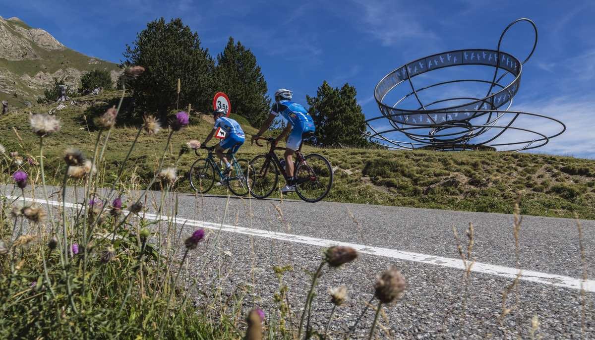 Ciclismo em Andorra