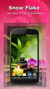 Live Wallpaper - Flowers screenshot 7