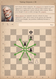 Learn Chess with Dr. Wolf MOD APK 1.8 [Subscription Unlocked] 10