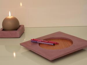 objet-decoratif-enduit-beton-cire-rose-des-bois-bougeoir-vide-poche-loiret-montargis-orleans-les-betons-de-clara