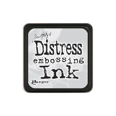 Tim Holtz Distress Mini Pad 1X1 - Embossing Ink