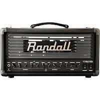 Randall Thrasher 50w Amp Head