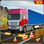 Euro Truck Simulator Driver 3D 2018 Icon