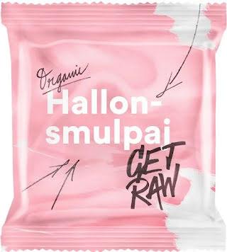 Get Raw Hallonsmulpaj
