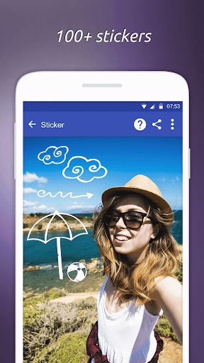 Photo Editor & Perfect Selfie 9.4 screenshots 7
