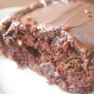 {Real} Cherry Ripe Cake Recipe