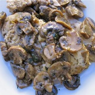 Slim & Saucy Healthy Chicken Marsala
