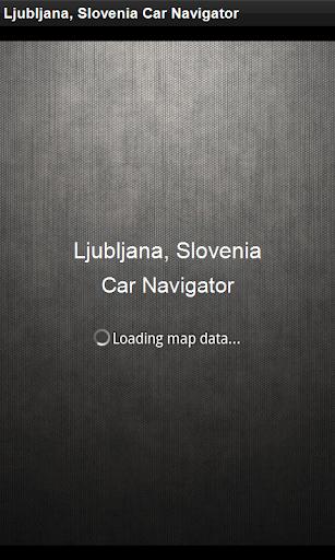 GPS Ljubljana Slovenia