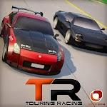 Touring Racing Icon