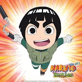 Naruto Spin-Off: Rock Lee & His Ninja Pals (English Dub)