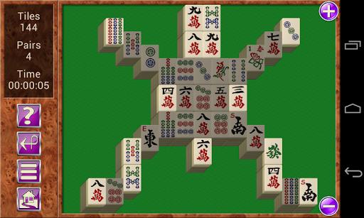 Mahjong V+, mah jong tile matching solitaire  captures d'écran 1