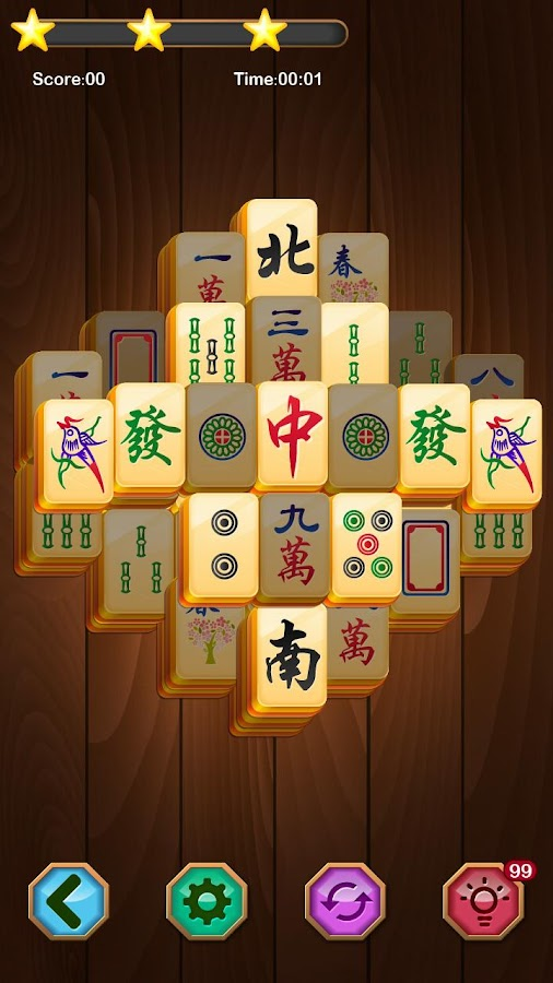 Mahjong!- screenshot