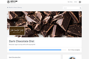 Dark Chocolate Diet Founding Member