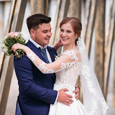Wedding photographer Eduard Aleksandrov (EduardAlexandrov). Photo of 16.10.2018