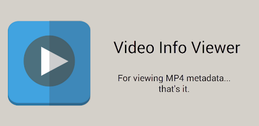 Video Info Viewer - Apps on Google Play