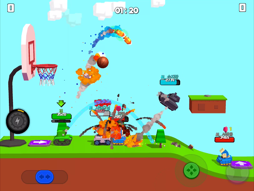 BOOM Tank Showdown screenshot 10
