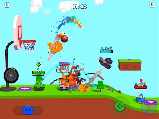 BOOM Tank Showdown screenshot 9