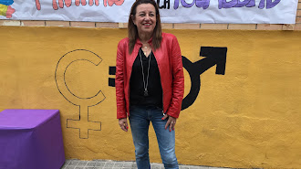 Mª del Carmen Castillo se marcha a Sevilla.
