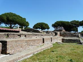 Photo: Ruinen von Ostia Antika