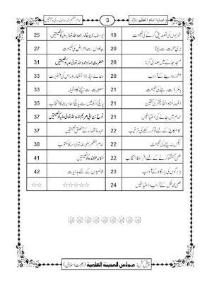 Wasaya Imame Aazam Urdu - screenshot