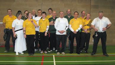 Photo: North Cheshire Bowmen's teams